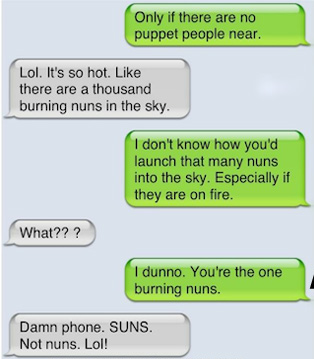 You, Auto Correct! - Funny autocorrect texts fails and wins that ...